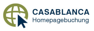 Casablanca Channelmanagement Homepagebuchung Logo