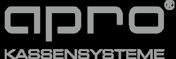 Kassensysteme Apro Logo