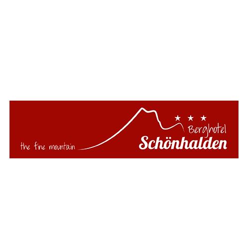 Kunde Logo Berghotel Schönhalden