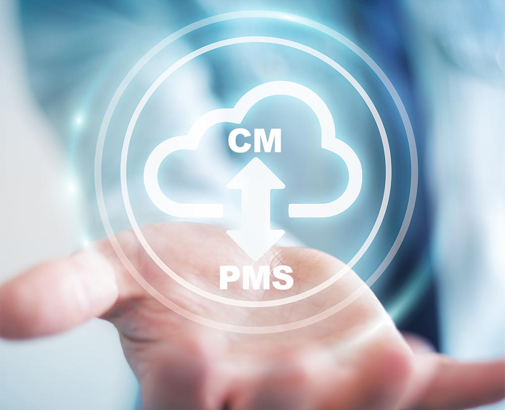 Nahtloser Verbund - PMS und Channel Manager