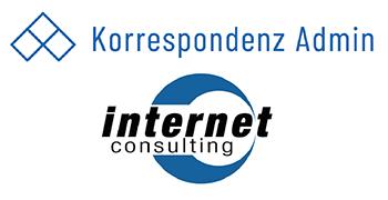 Schnittstellenparnter Korrespondenz Admin Internet Consulting