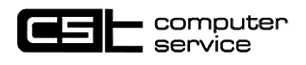 CST - Computer Service Logo