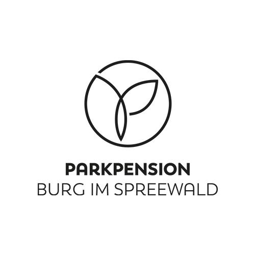 Logo Parkpension Burg im Spreewald