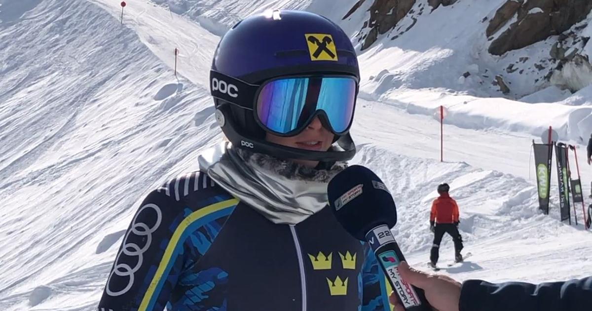Lena Maria Ehrhart Interview Skifahren