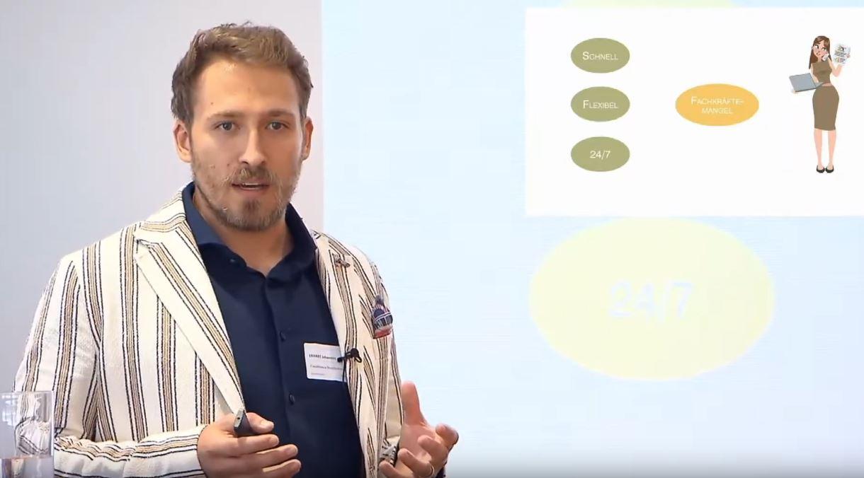 Thumbnail CASAI Pepper Präsentation Innsbruck