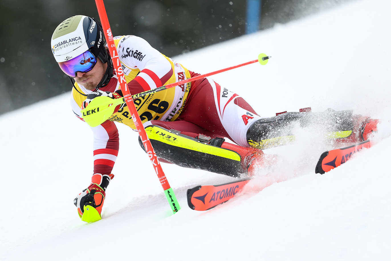 Manuel Feller Skibild 3