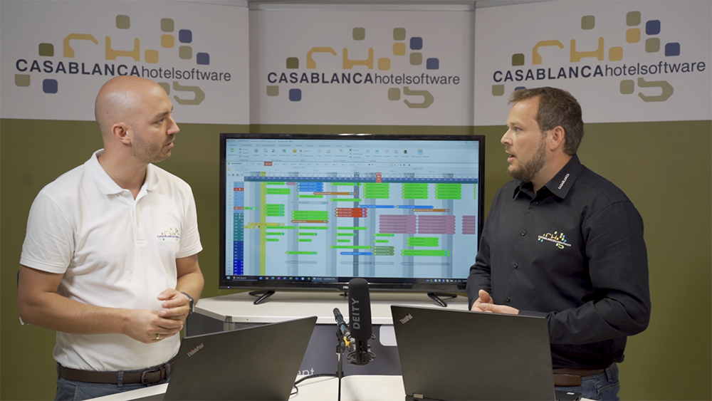 Neue Listen Casablanca Newsroom Video Teaserbild