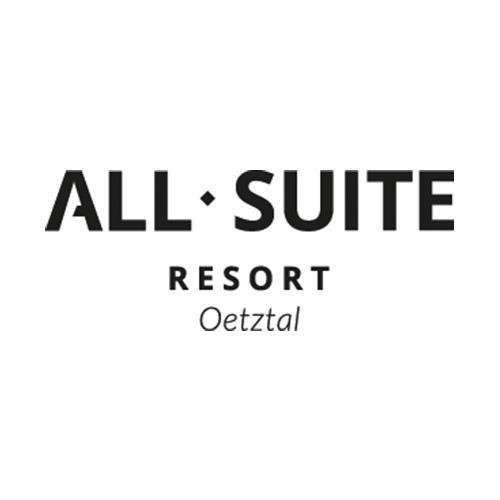 Logo All Suite Resort Ötztal