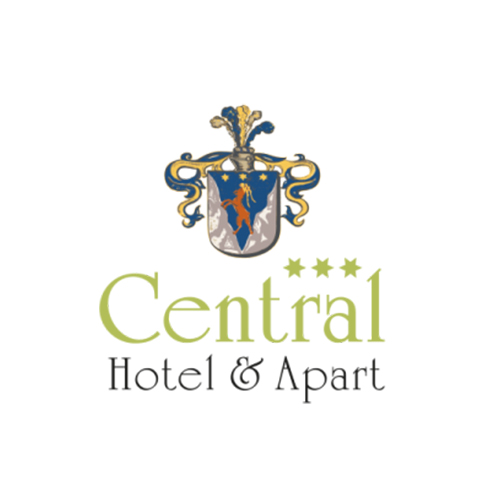 Logo Hotel Apart Central