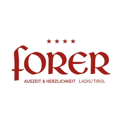 Logo Hotel Forer Ladis