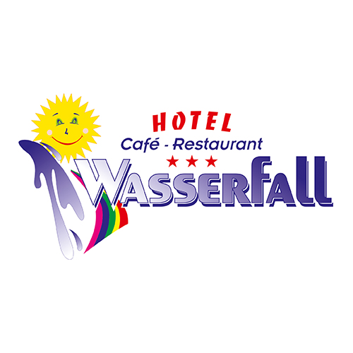 Logo Hotel Wasserfall