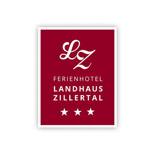 Logo Ferienhotel Landhaus Zillertal