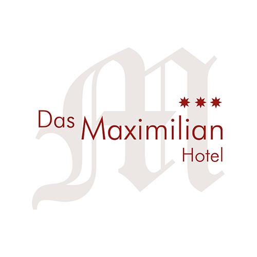 Logo Hotel Das Maximilian
