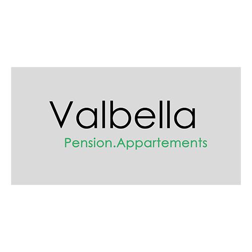 Logo Pension Appartements Valbella