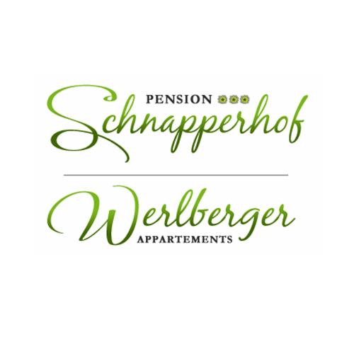 Logo Pension Schnapperhof Werlberger Appartements