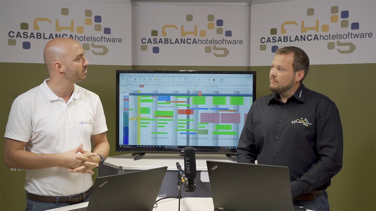 Casablanca Newsroom Korrespondenzmanager Teaser