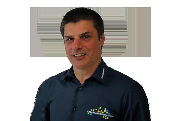 Mitarbeiter Casablanca Hotelsoftware Rainer Gasser